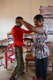 Schul- und Unterrichtsentwicklung in Kibwigwa mit Team der HAUP
