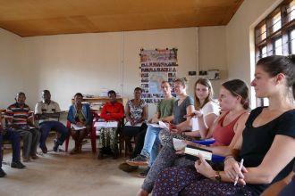Schulentwicklung in Tansania